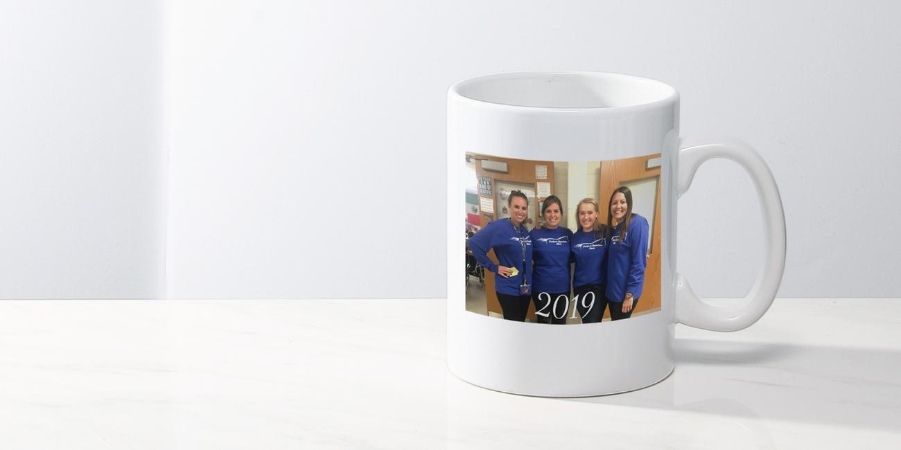 #401818oz18oz Whopper Photo Sublimation Mug