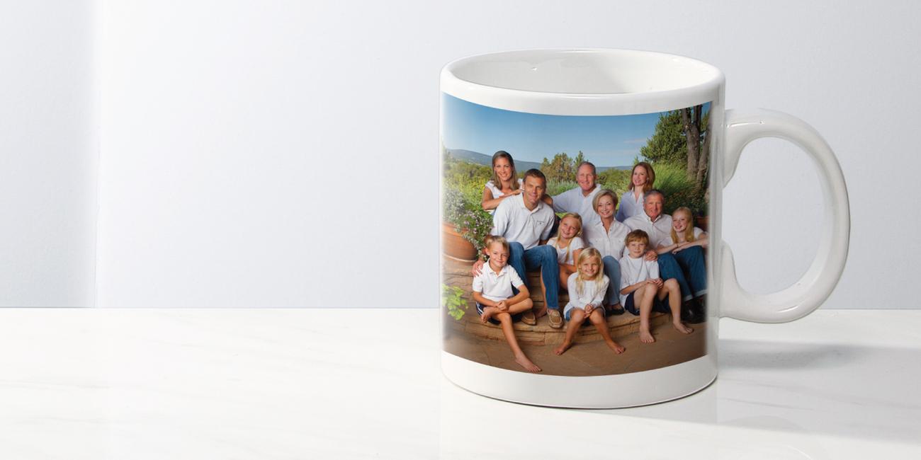 #401920oz20oz Jumbo Photo Sublimation Mug