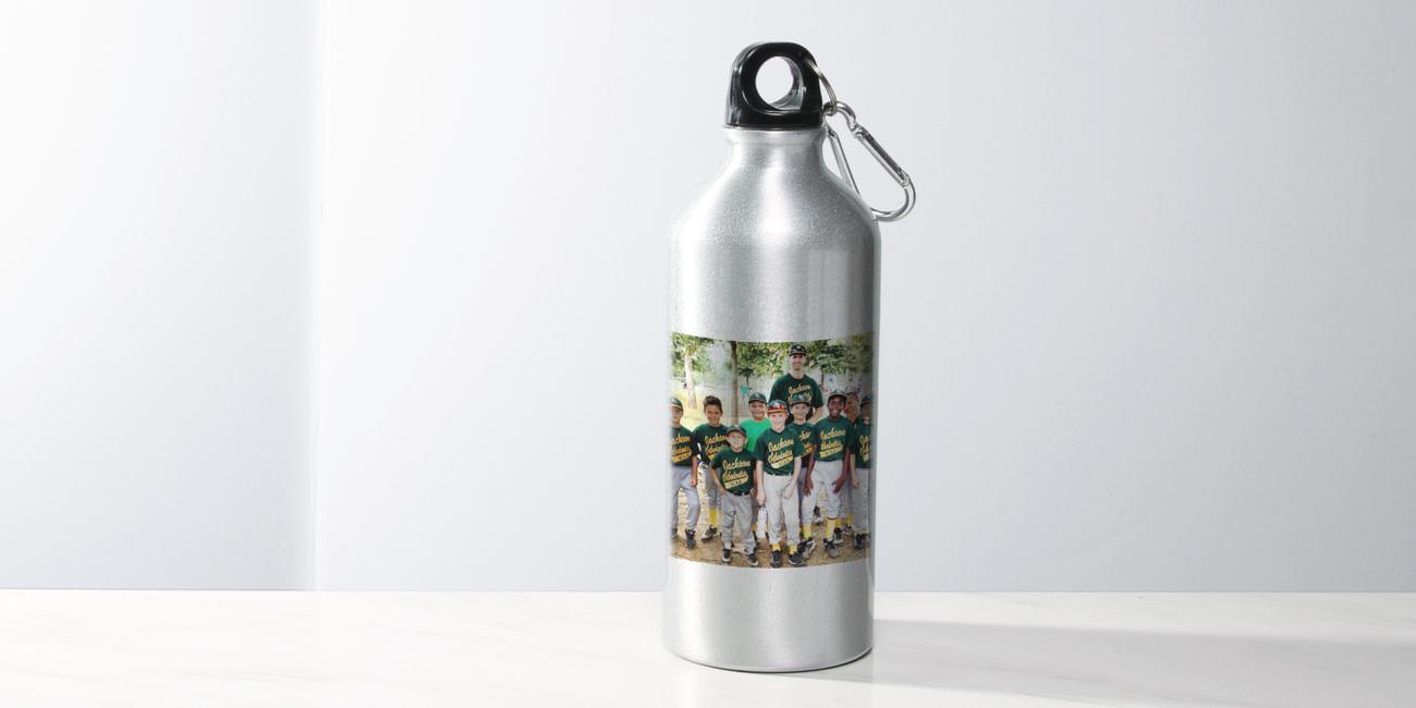 #SH600PHSS22oz22oz Stainless Steal Photo Bottle
